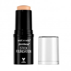 Wet N Wild Photofocus Stick Foundation - Soft Ivory 12 g