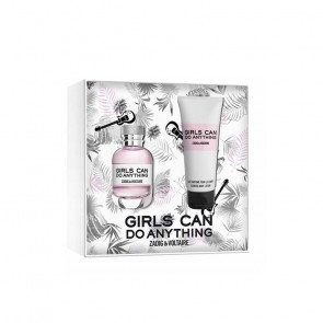 Zadig & Voltaire Lote GIRLS CAN DO ANYTHING Eau de parfum