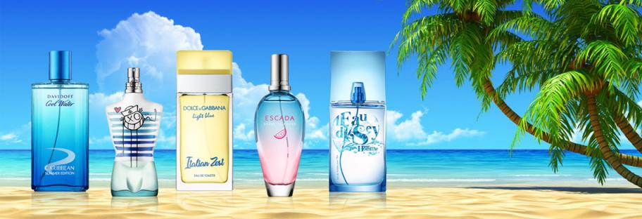 Perfumes Verano 2018