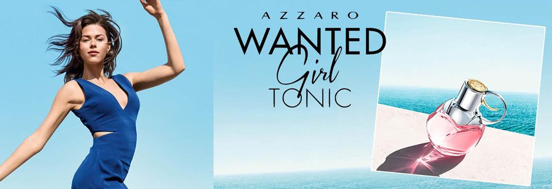 Perfume Wanted Girl Tonic