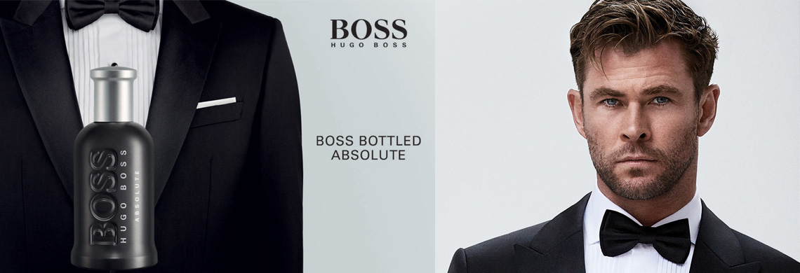 Perfume Boss Bottled Absolute