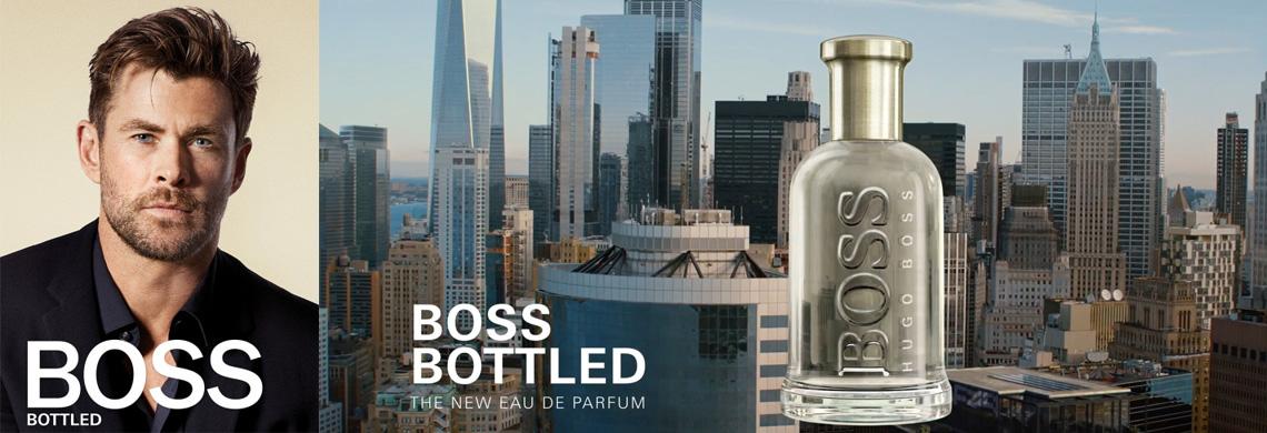 Novo Boss Bottled Eau de Parfum