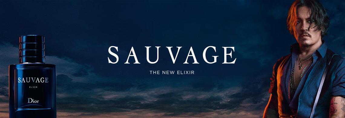 Perfume Sauvage Elixir