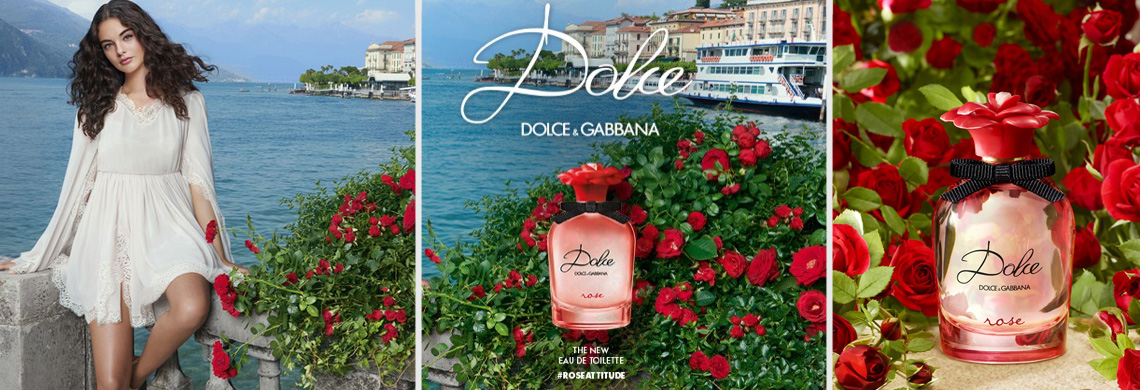 Dolce Rose Perfume