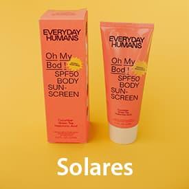 Productos de cuidado solar baratos