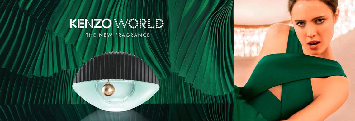 Kerzo World Perfume