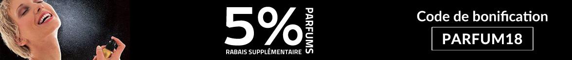 Promotions en Parfums