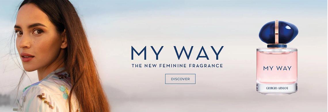 Perfume My Way