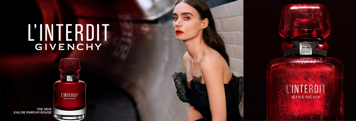 Givenchy L'Interdit Rouge Perfume