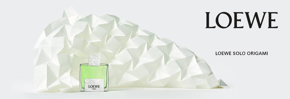 Perfume Solo Loewe Origami