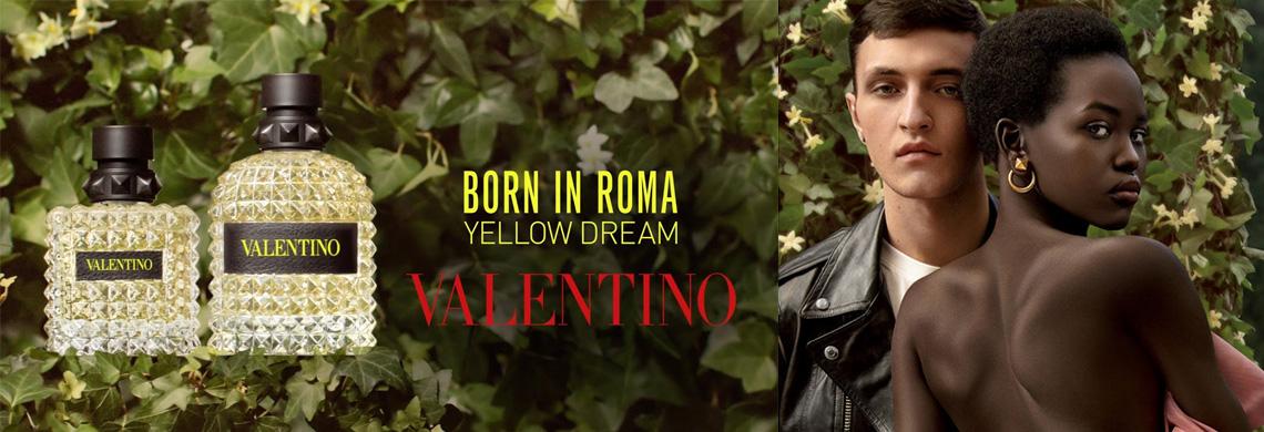 Perfume Born in Roma Yellow Dream